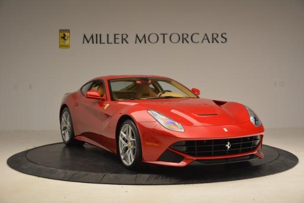 Used 2013 Ferrari F12 Berlinetta for sale Sold at Alfa Romeo of Greenwich in Greenwich CT 06830 11