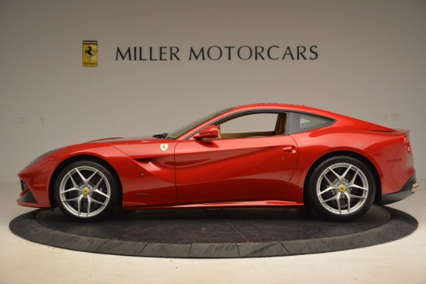 Used 2013 Ferrari F12 Berlinetta for sale Sold at Alfa Romeo of Greenwich in Greenwich CT 06830 3