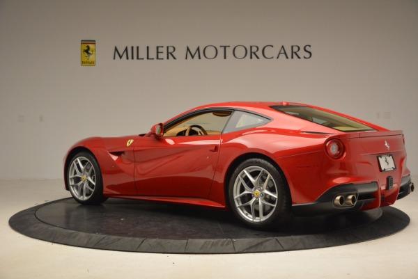 Used 2013 Ferrari F12 Berlinetta for sale Sold at Alfa Romeo of Greenwich in Greenwich CT 06830 4