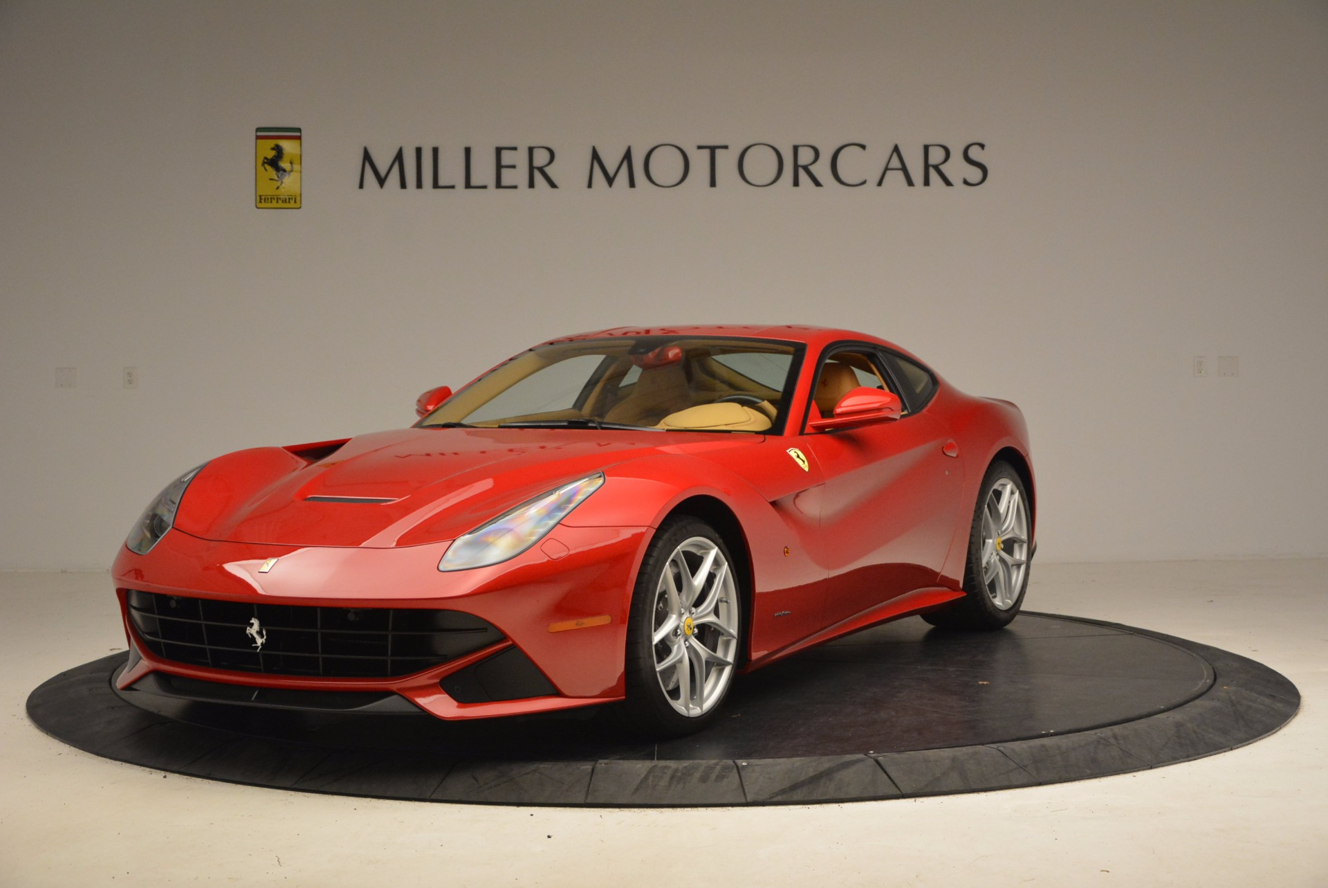 Used 2013 Ferrari F12 Berlinetta for sale Sold at Alfa Romeo of Greenwich in Greenwich CT 06830 1