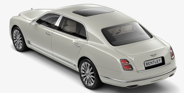 New 2017 Bentley Mulsanne EWB for sale Sold at Alfa Romeo of Greenwich in Greenwich CT 06830 4