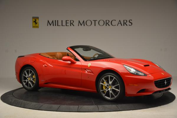 Used 2011 Ferrari California for sale Sold at Alfa Romeo of Greenwich in Greenwich CT 06830 10