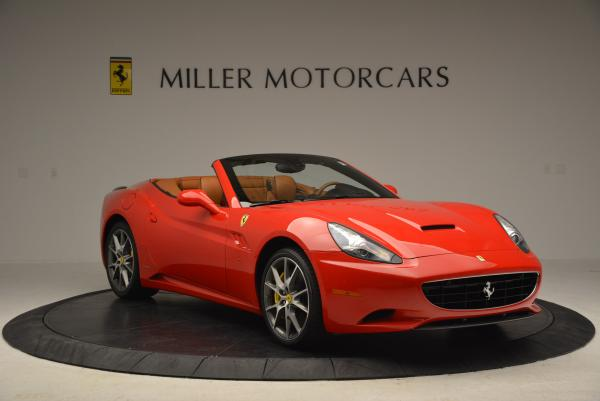 Used 2011 Ferrari California for sale Sold at Alfa Romeo of Greenwich in Greenwich CT 06830 11
