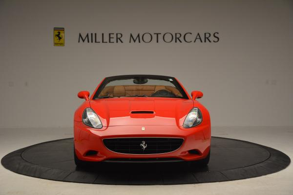 Used 2011 Ferrari California for sale Sold at Alfa Romeo of Greenwich in Greenwich CT 06830 12