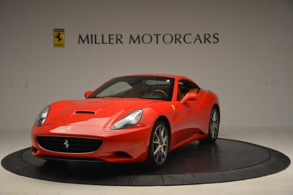 Used 2011 Ferrari California for sale Sold at Alfa Romeo of Greenwich in Greenwich CT 06830 13