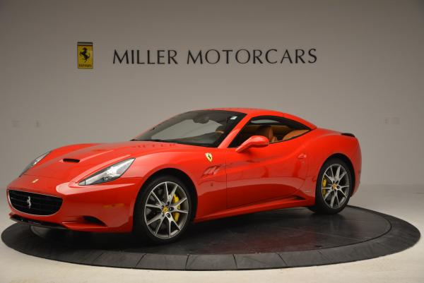 Used 2011 Ferrari California for sale Sold at Alfa Romeo of Greenwich in Greenwich CT 06830 14