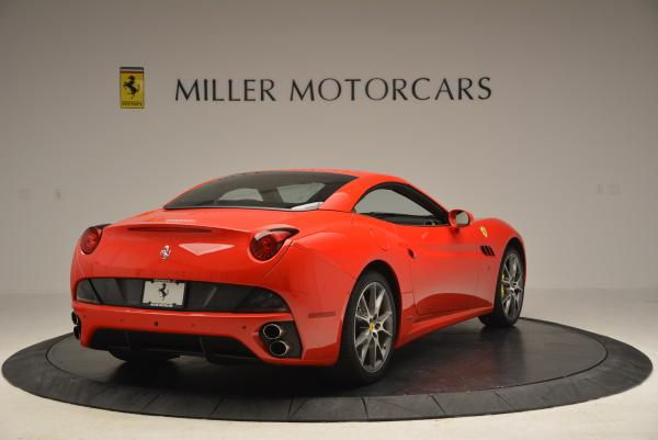 Used 2011 Ferrari California for sale Sold at Alfa Romeo of Greenwich in Greenwich CT 06830 19