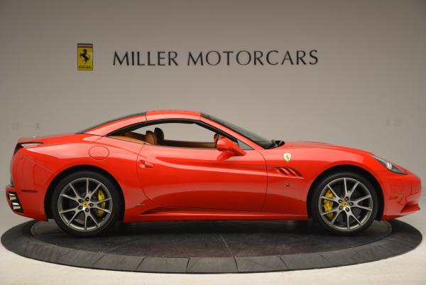 Used 2011 Ferrari California for sale Sold at Alfa Romeo of Greenwich in Greenwich CT 06830 21