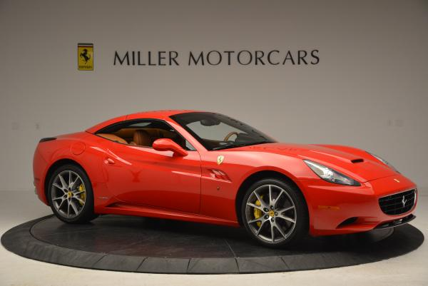 Used 2011 Ferrari California for sale Sold at Alfa Romeo of Greenwich in Greenwich CT 06830 22