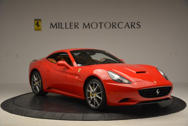Used 2011 Ferrari California for sale Sold at Alfa Romeo of Greenwich in Greenwich CT 06830 23