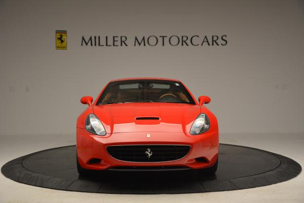 Used 2011 Ferrari California for sale Sold at Alfa Romeo of Greenwich in Greenwich CT 06830 24