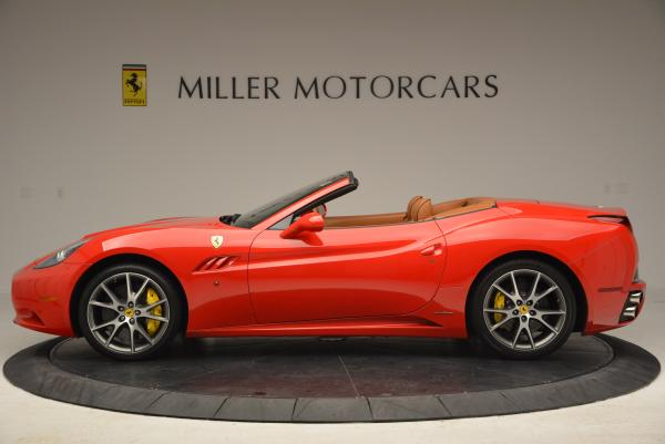 Used 2011 Ferrari California for sale Sold at Alfa Romeo of Greenwich in Greenwich CT 06830 3