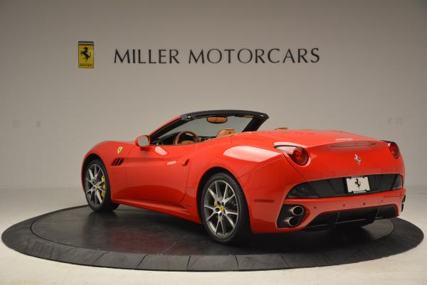 Used 2011 Ferrari California for sale Sold at Alfa Romeo of Greenwich in Greenwich CT 06830 5