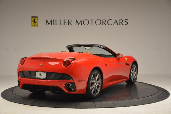 Used 2011 Ferrari California for sale Sold at Alfa Romeo of Greenwich in Greenwich CT 06830 7