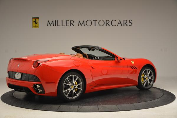 Used 2011 Ferrari California for sale Sold at Alfa Romeo of Greenwich in Greenwich CT 06830 8