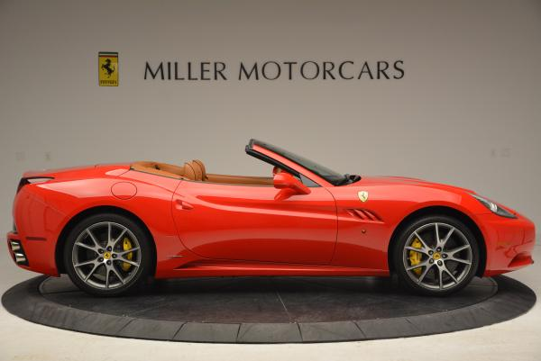 Used 2011 Ferrari California for sale Sold at Alfa Romeo of Greenwich in Greenwich CT 06830 9
