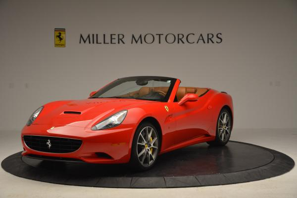Used 2011 Ferrari California for sale Sold at Alfa Romeo of Greenwich in Greenwich CT 06830 1