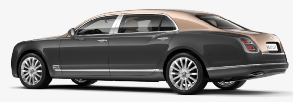 New 2017 Bentley Mulsanne Extended Wheelbase for sale Sold at Alfa Romeo of Greenwich in Greenwich CT 06830 3