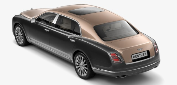 New 2017 Bentley Mulsanne Extended Wheelbase for sale Sold at Alfa Romeo of Greenwich in Greenwich CT 06830 4