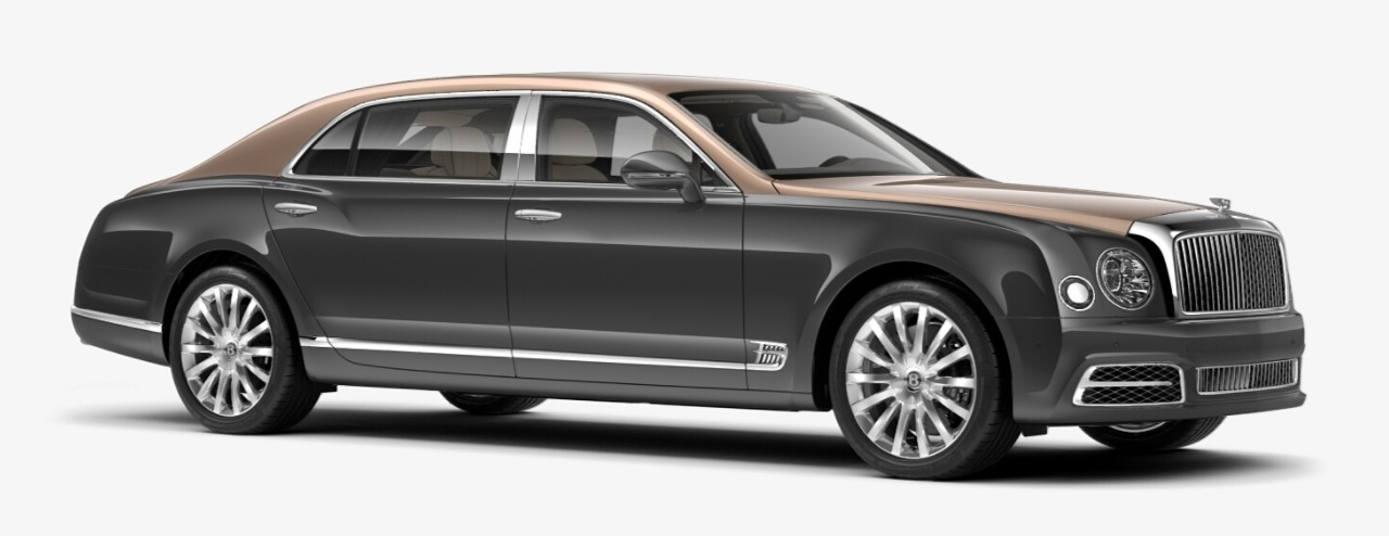 New 2017 Bentley Mulsanne Extended Wheelbase for sale Sold at Alfa Romeo of Greenwich in Greenwich CT 06830 1