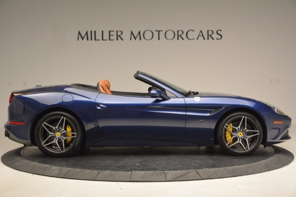 Used 2017 Ferrari California T Handling Speciale for sale Sold at Alfa Romeo of Greenwich in Greenwich CT 06830 9