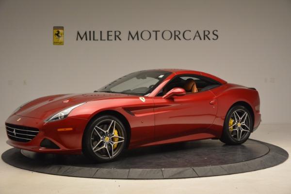 Used 2017 Ferrari California T for sale Sold at Alfa Romeo of Greenwich in Greenwich CT 06830 14
