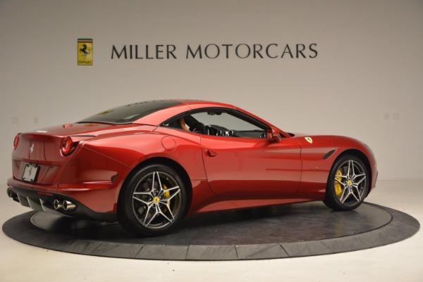 Used 2017 Ferrari California T for sale Sold at Alfa Romeo of Greenwich in Greenwich CT 06830 20