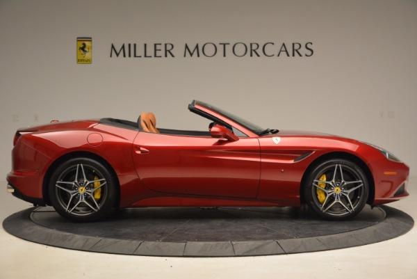 Used 2017 Ferrari California T for sale Sold at Alfa Romeo of Greenwich in Greenwich CT 06830 9