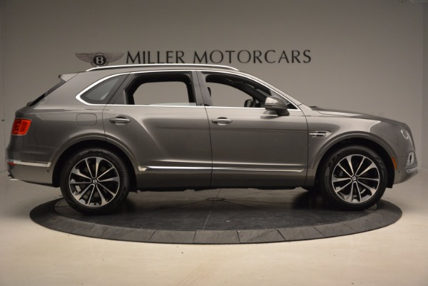 New 2018 Bentley Bentayga Activity Edition-Now with seating for 7!!! for sale Sold at Alfa Romeo of Greenwich in Greenwich CT 06830 10