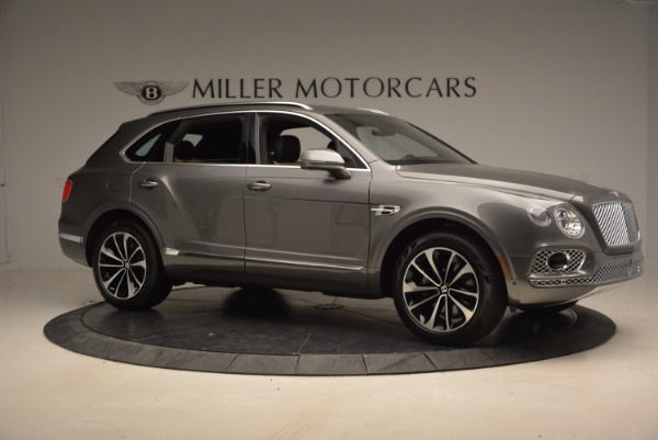 New 2018 Bentley Bentayga Activity Edition-Now with seating for 7!!! for sale Sold at Alfa Romeo of Greenwich in Greenwich CT 06830 11