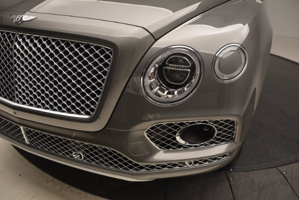 New 2018 Bentley Bentayga Activity Edition-Now with seating for 7!!! for sale Sold at Alfa Romeo of Greenwich in Greenwich CT 06830 16