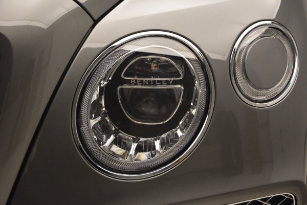 New 2018 Bentley Bentayga Activity Edition-Now with seating for 7!!! for sale Sold at Alfa Romeo of Greenwich in Greenwich CT 06830 17