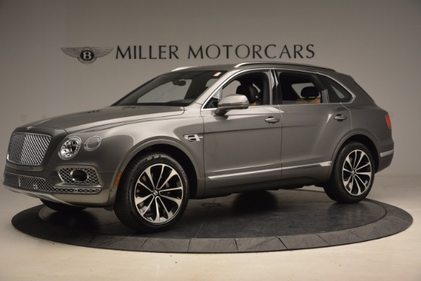 New 2018 Bentley Bentayga Activity Edition-Now with seating for 7!!! for sale Sold at Alfa Romeo of Greenwich in Greenwich CT 06830 2