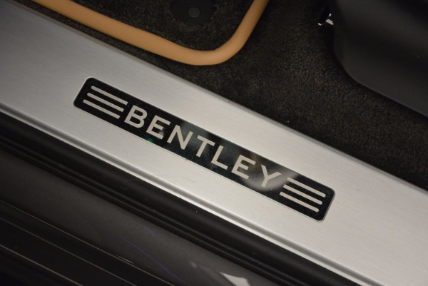 New 2018 Bentley Bentayga Activity Edition-Now with seating for 7!!! for sale Sold at Alfa Romeo of Greenwich in Greenwich CT 06830 24