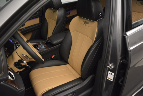 New 2018 Bentley Bentayga Activity Edition-Now with seating for 7!!! for sale Sold at Alfa Romeo of Greenwich in Greenwich CT 06830 25
