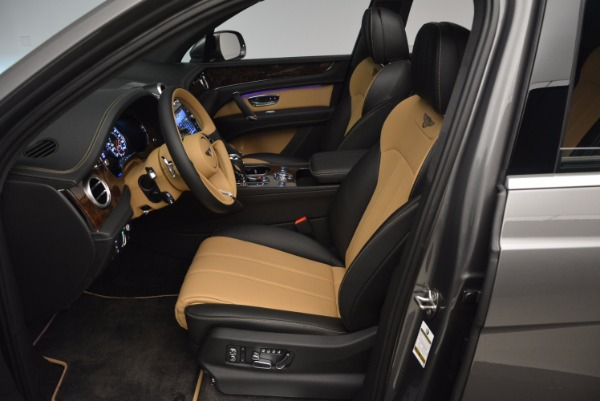New 2018 Bentley Bentayga Activity Edition-Now with seating for 7!!! for sale Sold at Alfa Romeo of Greenwich in Greenwich CT 06830 26