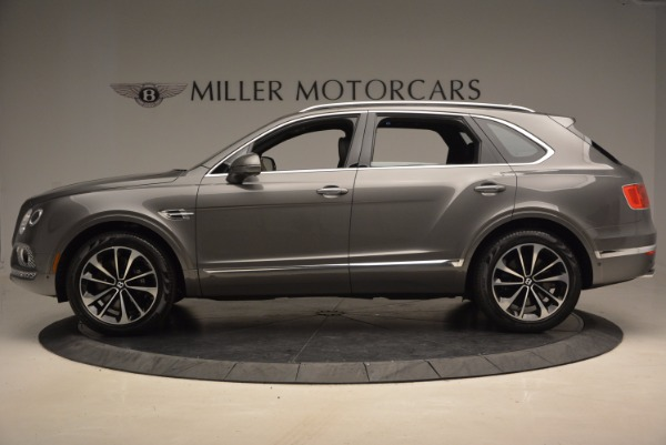 New 2018 Bentley Bentayga Activity Edition-Now with seating for 7!!! for sale Sold at Alfa Romeo of Greenwich in Greenwich CT 06830 3
