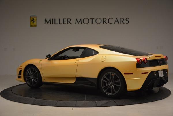 Used 2008 Ferrari F430 Scuderia for sale Sold at Alfa Romeo of Greenwich in Greenwich CT 06830 4