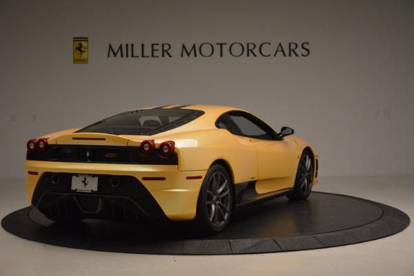 Used 2008 Ferrari F430 Scuderia for sale Sold at Alfa Romeo of Greenwich in Greenwich CT 06830 7