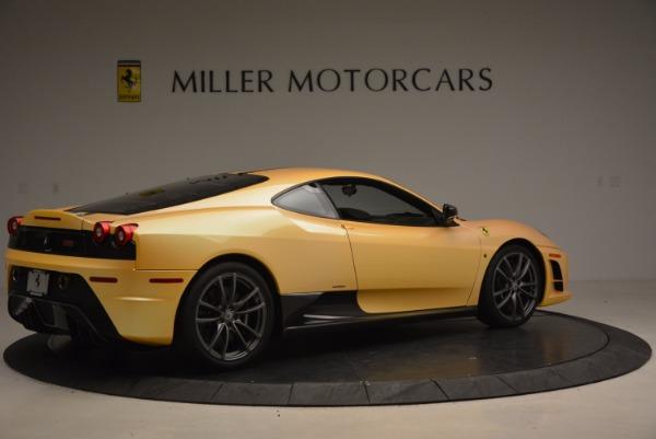 Used 2008 Ferrari F430 Scuderia for sale Sold at Alfa Romeo of Greenwich in Greenwich CT 06830 8