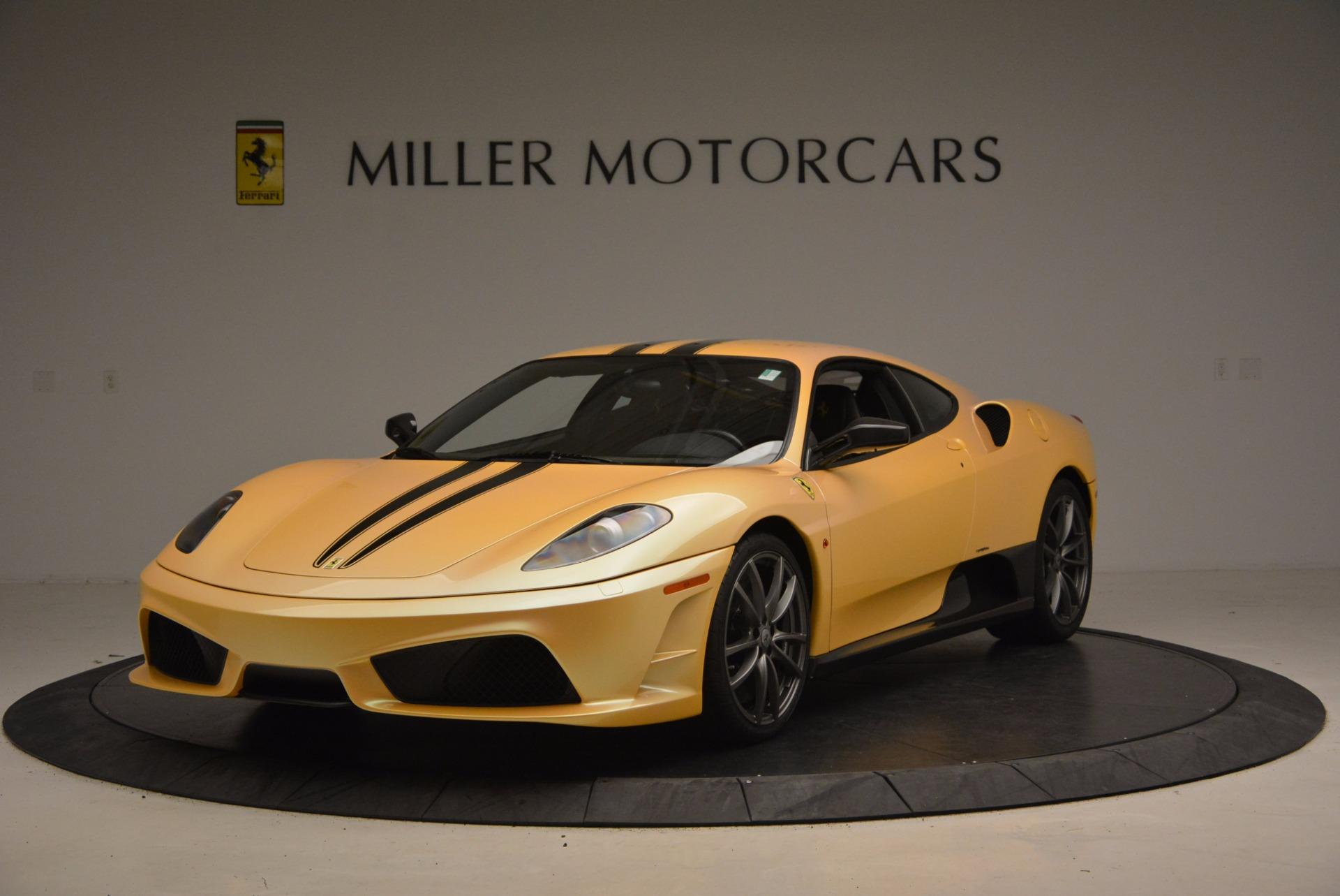 Used 2008 Ferrari F430 Scuderia for sale Sold at Alfa Romeo of Greenwich in Greenwich CT 06830 1