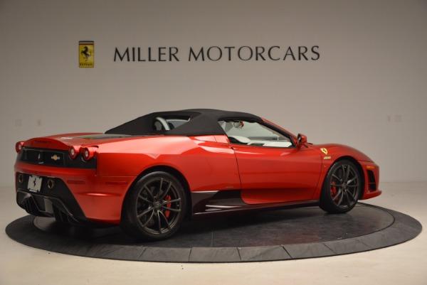 Used 2009 Ferrari F430 Scuderia 16M for sale Sold at Alfa Romeo of Greenwich in Greenwich CT 06830 20