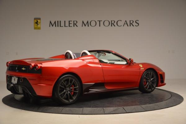 Used 2009 Ferrari F430 Scuderia 16M for sale Sold at Alfa Romeo of Greenwich in Greenwich CT 06830 8
