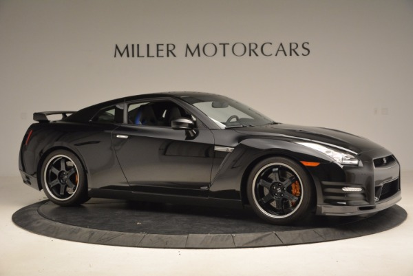 Used 2014 Nissan GT-R Track Edition for sale Sold at Alfa Romeo of Greenwich in Greenwich CT 06830 10