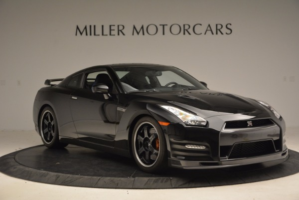 Used 2014 Nissan GT-R Track Edition for sale Sold at Alfa Romeo of Greenwich in Greenwich CT 06830 11