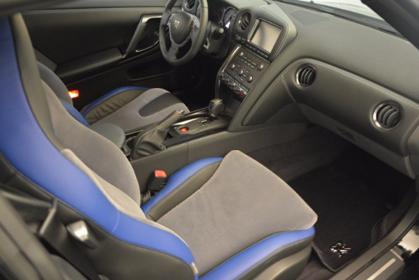 Used 2014 Nissan GT-R Track Edition for sale Sold at Alfa Romeo of Greenwich in Greenwich CT 06830 19