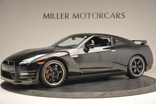 Used 2014 Nissan GT-R Track Edition for sale Sold at Alfa Romeo of Greenwich in Greenwich CT 06830 2