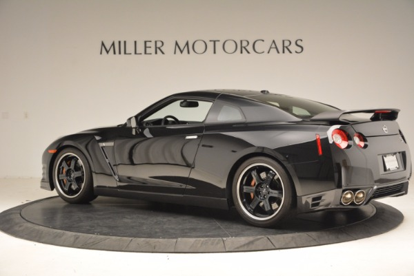 Used 2014 Nissan GT-R Track Edition for sale Sold at Alfa Romeo of Greenwich in Greenwich CT 06830 4