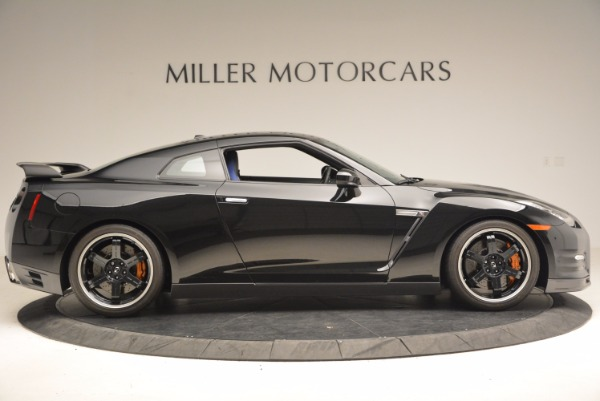 Used 2014 Nissan GT-R Track Edition for sale Sold at Alfa Romeo of Greenwich in Greenwich CT 06830 9