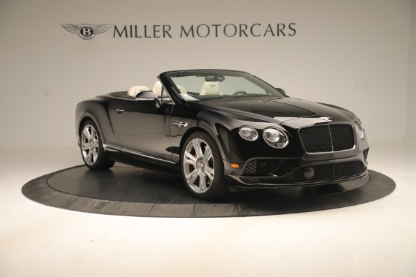 Used 2016 Bentley Continental GTC V8 S for sale $142,900 at Alfa Romeo of Greenwich in Greenwich CT 06830 11